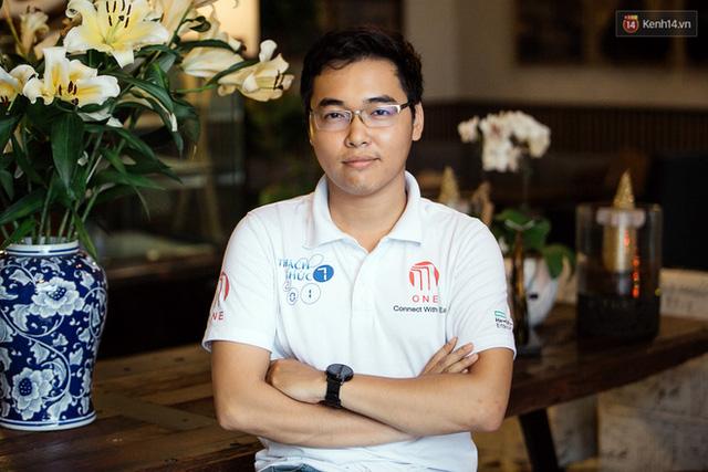 Tài năng Tin học trẻ, Nhân tài Đất Việt Lê Yên Thanh đã không chọn Google để về Việt Nam học hỏi thêm từ công việc startup.